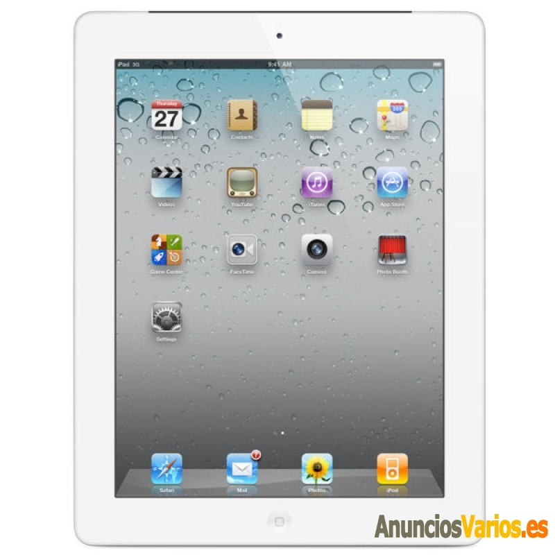 Apple iPad 2 - 16GB,