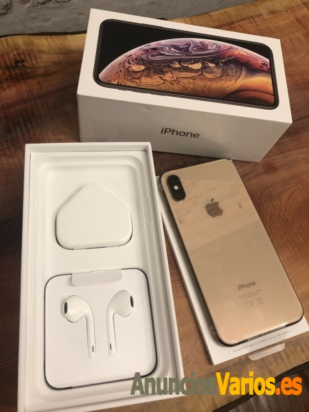 iPhone XS 64GB 420 EUR