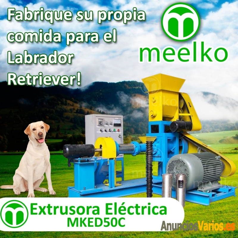 Extrusora electrica mked050c